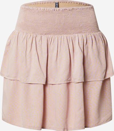 PIECES Jupe en violet clair / rose clair, Vue avec produit