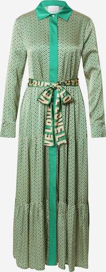 DELICATELOVE Shirt Dress in Beige / Jade / Black, Item view