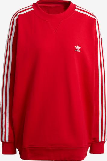 ADIDAS ORIGINALS Sportisks džemperis sarkans / balts, Preces skats