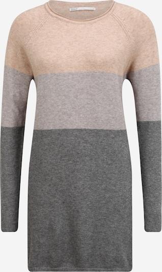 Only (Tall) Pullover 'Lillo' in beige / sand / grau, Produktansicht