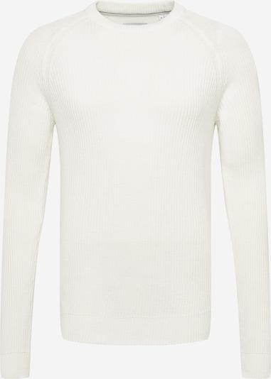 Pullover 'PANNEL' JACK & JONES di colore bianco, Visualizzazione prodotti