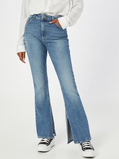 ONLY Jeans 'Hailey Life' in de kleur Blauw denim, Modelweergave