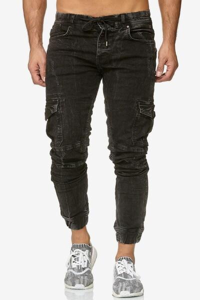 Redbridge Jeanshose in schwarz, Modelansicht