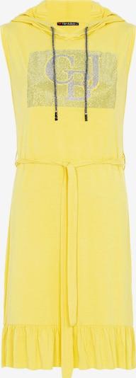 CIPO & BAXX Kleid 'WY136' in gelb, Produktansicht