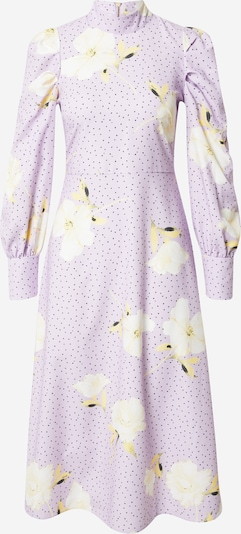 Closet London Robe en violet / mélange de couleurs, Vue avec produit