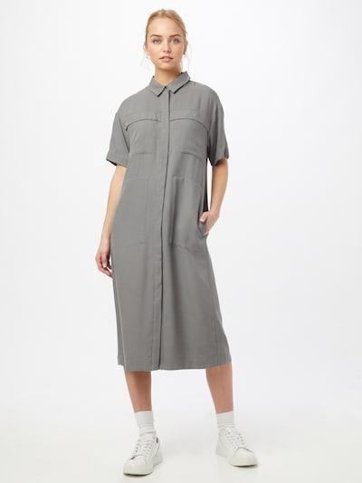 Esmé Studios Košilové šaty 'Myla' - šedý melír, Model/ka