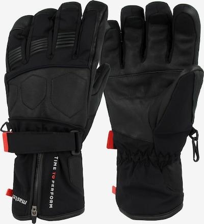 Seiz Handschuhe in schwarz, Produktansicht