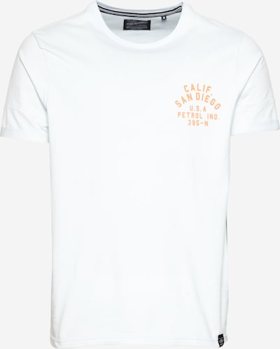 Petrol Industries Koszulka w kolorze opal / pomarańczowy / czarnym, Podgląd produktu