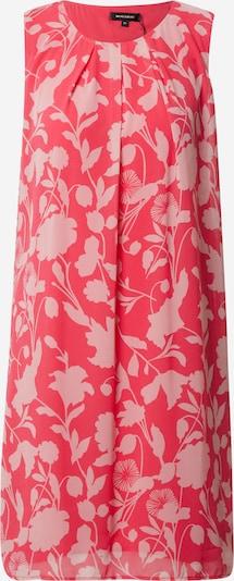 MORE & MORE Robe d'été en rose ancienne / rouge clair, Vue avec produit