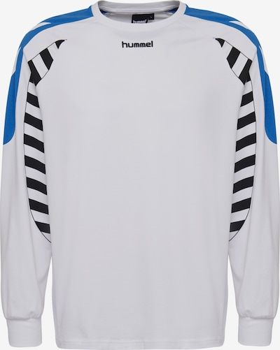 hummel hive Funktionsshirt in blau / schwarz / weiß, Produktansicht