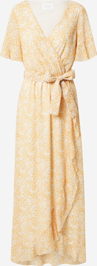 SISTERS POINT Dolga srajca 'GUSH' | kremna / rumena / bela barva, Prikaz izdelka