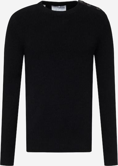 SELECTED HOMME Tröja 'Irven' i svart, Produktvy