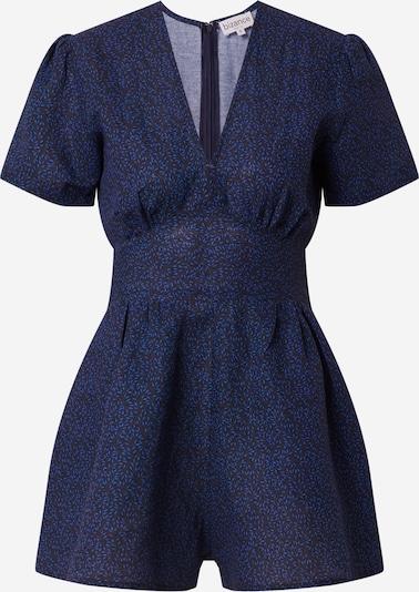 Bizance Paris Jumpsuit  'EMILIE' in blau / navy, Produktansicht
