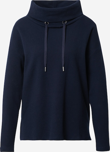 TOM TAILOR Sweatshirt in navy, Produktansicht