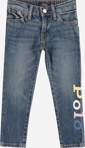 Polo Ralph Lauren Jeans 'ASTOR' i blå
