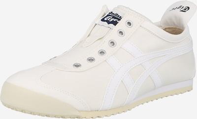 Onitsuka Tiger Brīvā laika apavi bez aizdares 'MEXICO 66', krāsa - balts / dabīgi balts, Preces skats