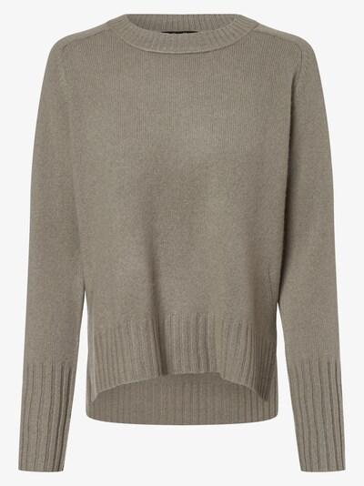 SvB Exquisit Pullover in ecru / schilf, Produktansicht