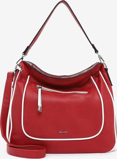 TAMARIS Buideltas 'Corinna' in de kleur Rood / Wit, Productweergave