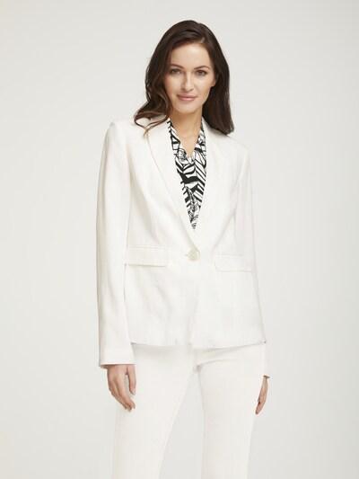heine Blazer in weiß, Modelansicht