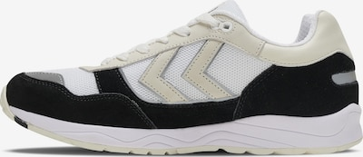 hummel hive Sneakers laag in de kleur Zwart / Wit, Productweergave