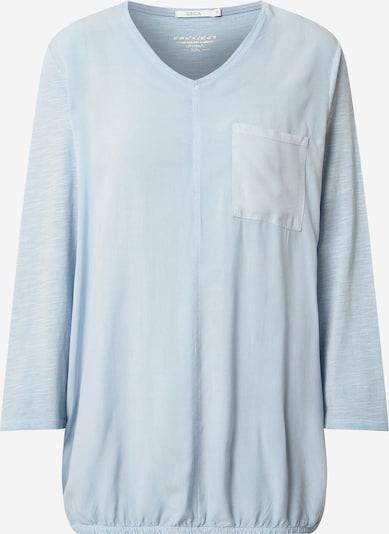 CECIL T-shirt en bleu clair, Vue avec produit