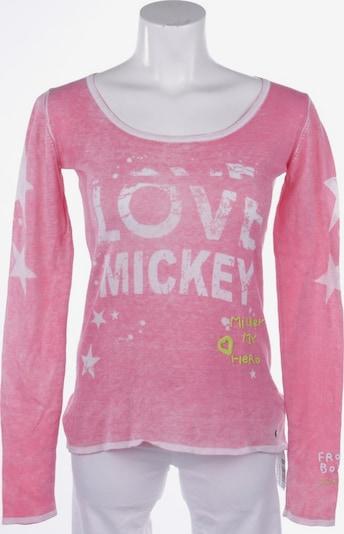 Frogbox Shirt langarm in S in rosa, Produktansicht