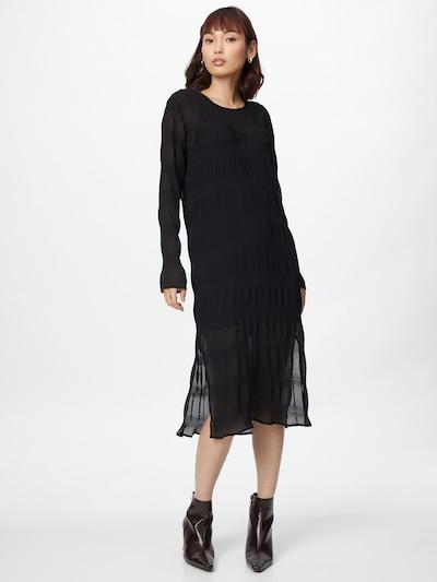 JUST FEMALE Kleid 'Kifi' in schwarz, Modelansicht