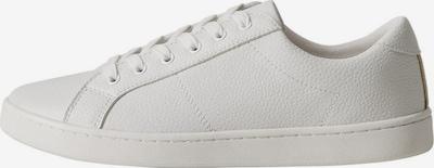MANGO MAN Sneakers laag 'Blanca' in de kleur Wit, Productweergave