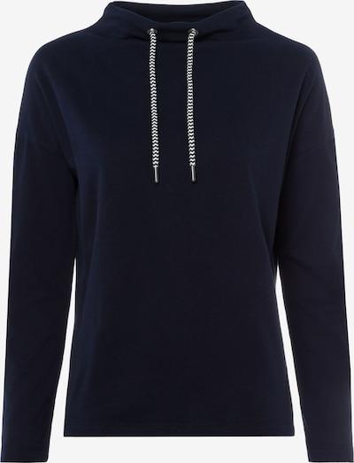 zero Sweatshirt in dunkelblau, Produktansicht