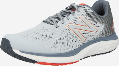 Pantofi sport '680' new balance pe gri / gri bazalt / portocaliu / alb, Vizualizare produs