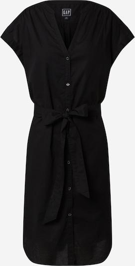 GAP Vestido camisero en negro, Vista del producto