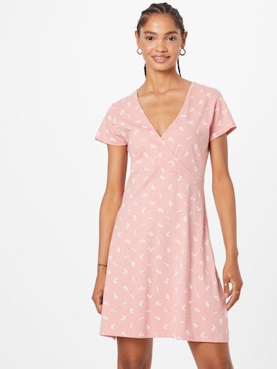 Cotton On Letné šaty 'BESSIE' - svetlozelená / ružová / prírodná biela, Model/-ka