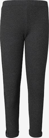BASEFIELD Leggings für Mädchen in Grau