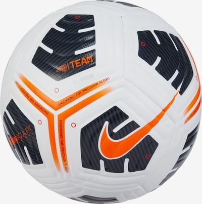 NIKE Ball in orange / schwarz / weiß, Produktansicht