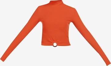 myMo ATHLSR Shirt in Orange