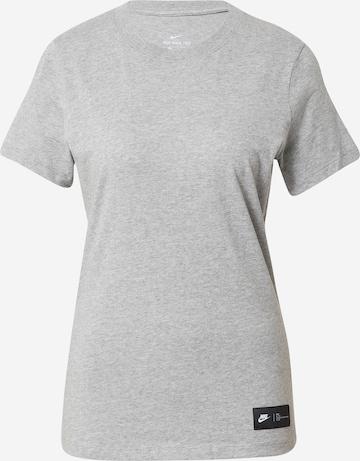 Nike Sportswear Póló - szürke