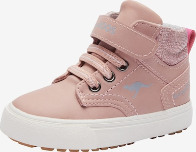 KangaROOS Sneaker 'Kivu' in grau / pink, Produktansicht
