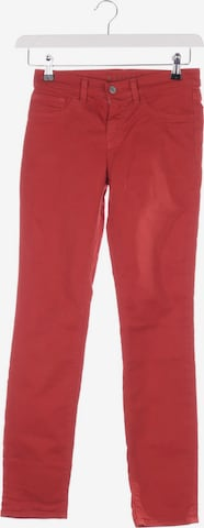 J Brand Jeans in 25 in Red