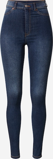 Dr. Denim Jeans 'Solitaire' in Blue denim: Frontal view