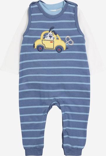 JACKY Komplet 'HAPPY CAR FRIENDS' u plava / svijetloplava / žuta / bijela, Pregled proizvoda