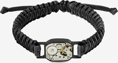 Tateossian London Armband in schwarz, Produktansicht