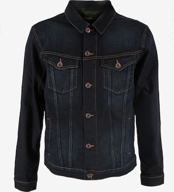 Miracle of Denim Between-Season Jacket in Blue
