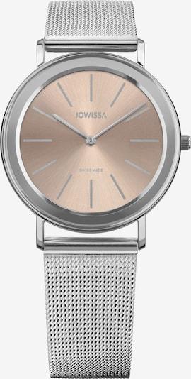 JOWISSA Analoog horloge 'Alto Swiss Ladies Watch' in de kleur Rose-goud / Zilver, Productweergave