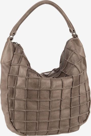 FREDsBRUDER Handtasche ' Waffeltier ' in taupe, Produktansicht