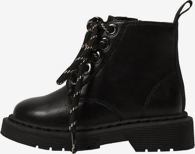 MANGO KIDS Chaussure basse 'LAUREL' en noir, Vue avec produit