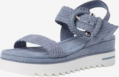 MARCO TOZZI Sandalette in blau, Produktansicht