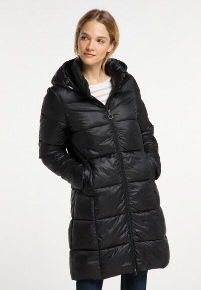 DreiMaster Maritim Jacke in schwarz, Modelansicht