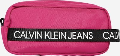 Calvin Klein Jeans Fournitures de bureau 'BACK TO SCHOOL' en magenta / noir / blanc, Vue avec produit