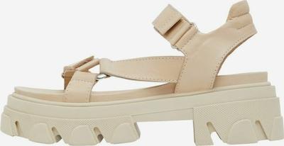 Bianco Sandalen in hellbeige, Produktansicht