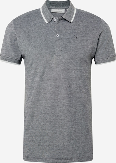 Casual Friday T-shirt 'Tristan' i antracit / vit, Produktvy